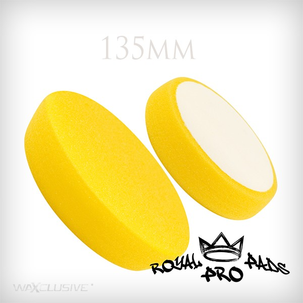 Royal Pads 135mm Medium Pad Polishing