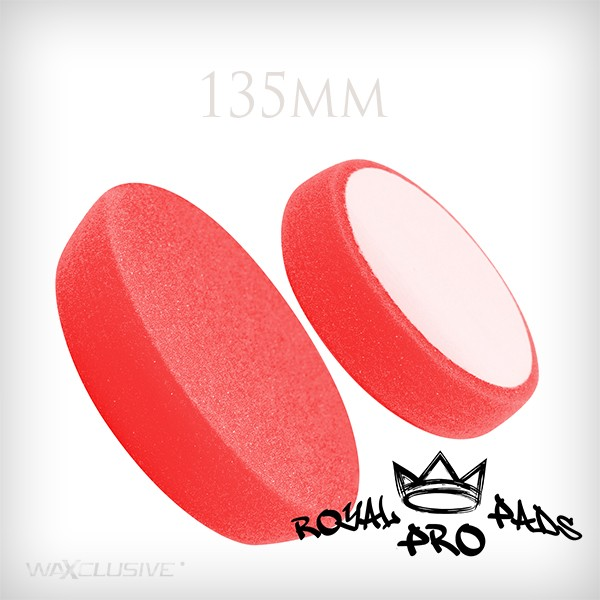 Royal Pads 135mm Soft Pad Polishing