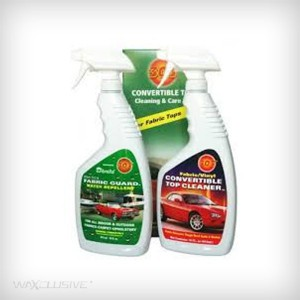 Convertible Top Cleaning & Care kit FABRIC