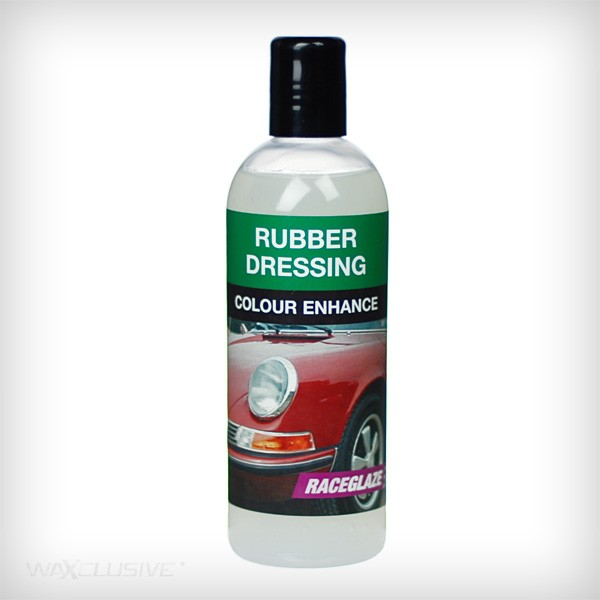 RaceGlaze Colour Enhance Rubber Dressing 250ml