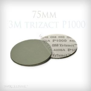 75mm Trizact P1000