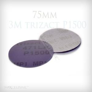 75mm Trizact P1500