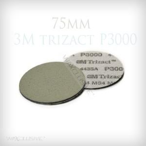 75mm Trizact P3000