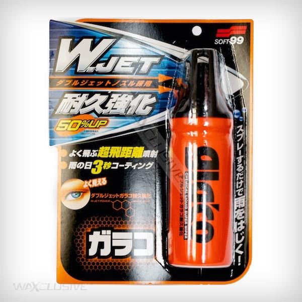 SOFT99 Glaco W Jet Strong 180ml