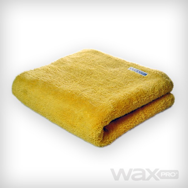 waxPRO New York Double Plush 40x40