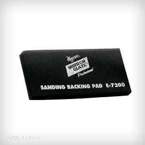 Unigrit Sanding Backing Pad