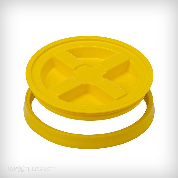 Gamma Seal Lid Yellow