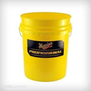 Professional Wash Bucket - Yellow