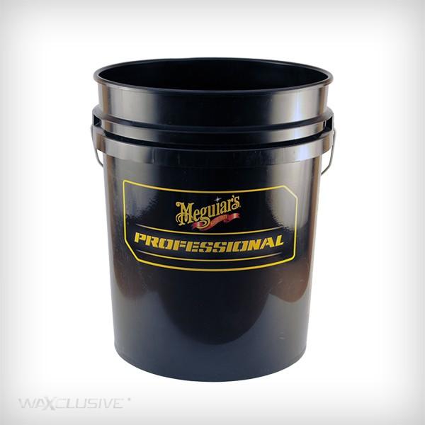 Meguiars Professional Wash Bucket Black