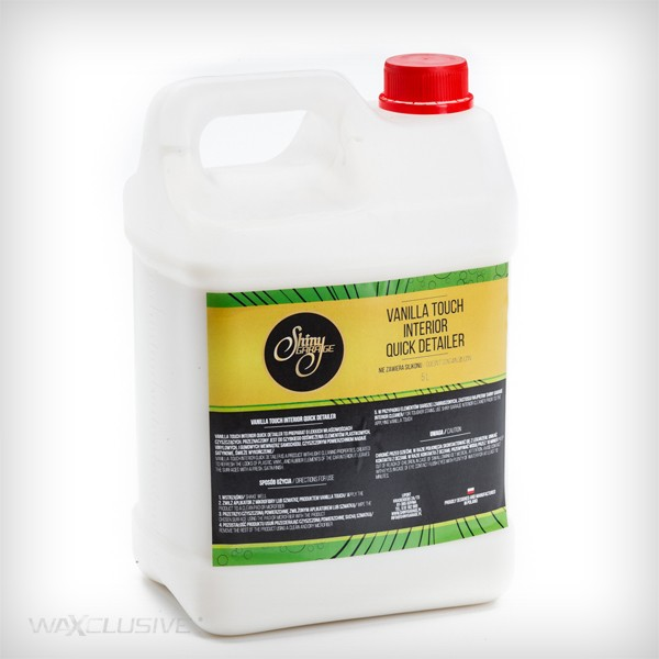 Shiny Garage Vanilla Touch 5L