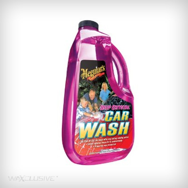 Meguiars Deep Crystal Car Wash 1,89L