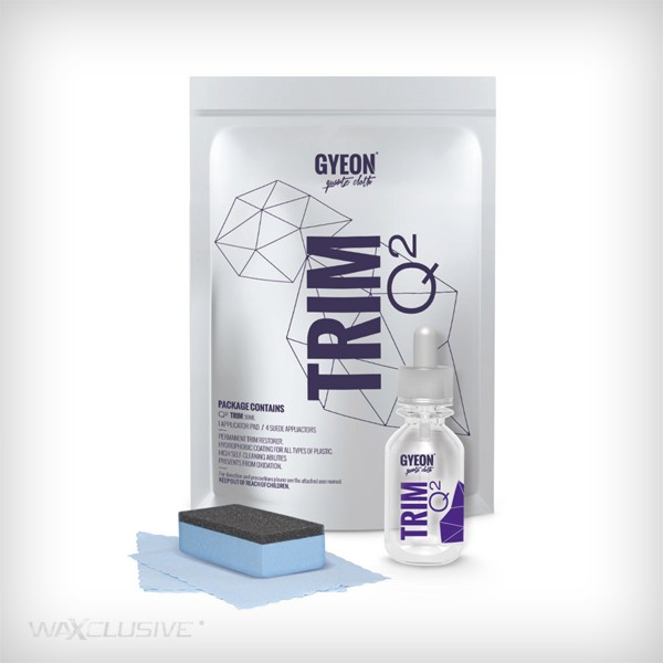 Gyeon Q2 TRIM Kit 30ml