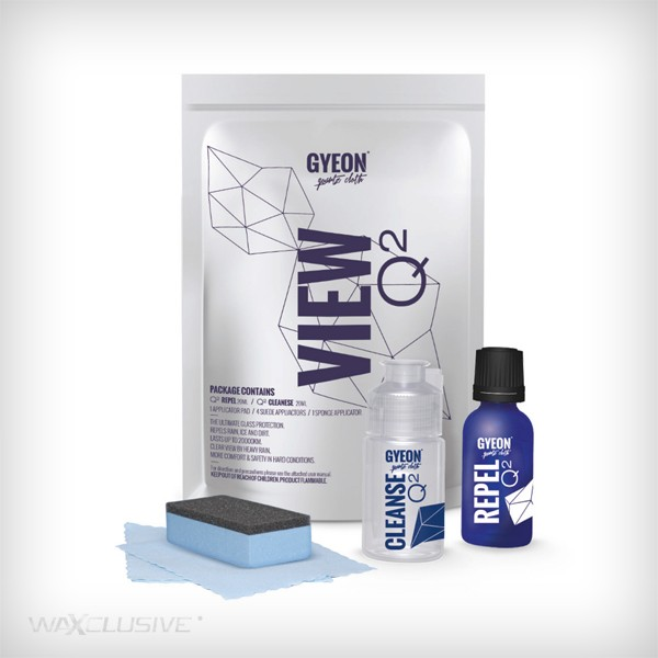 Gyeon Q2 VIEW Kit 20ml