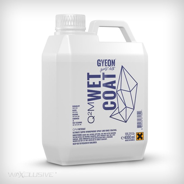 Gyeon Q2M WetCoat 4L