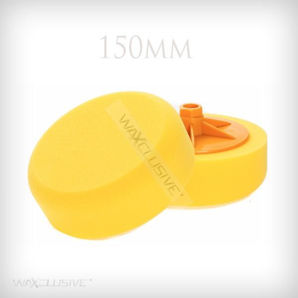 Gąbka polerska 150mm M14 Żółta