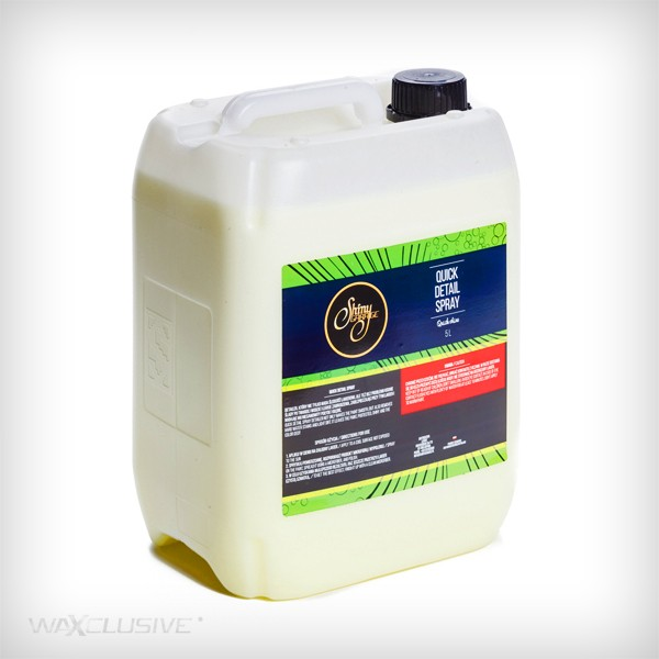 Shiny Garage Quick Detail Spray 5L