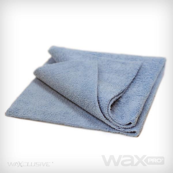 Blue Edgless Microfiber 40x40