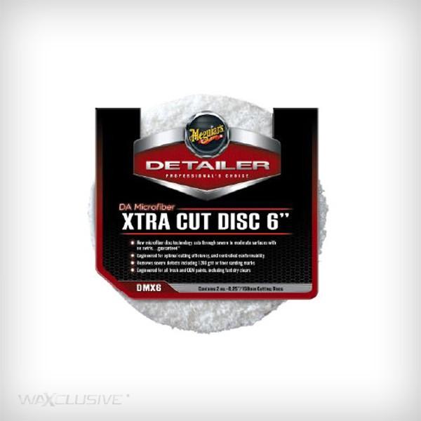 Meguiars 140mm DA Microfiber Xtra Cut Disc 2szt.