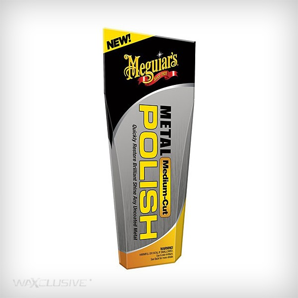 Meguiars Metal Medium Cut Polish