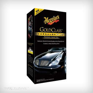 Gold Class Carnauba Plus Premium Liquid Wax 473ml