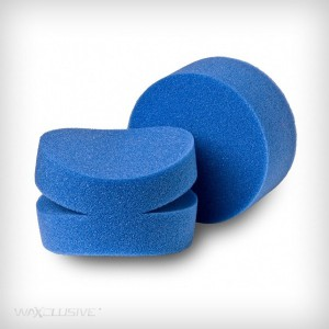 DETAIL SPLIT FOAM BLUE 2szt.
