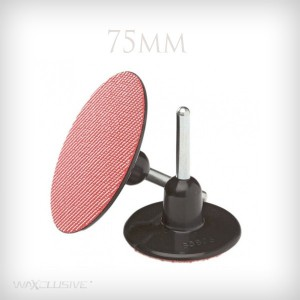 75mm Velcro 6mm Spindle Pad