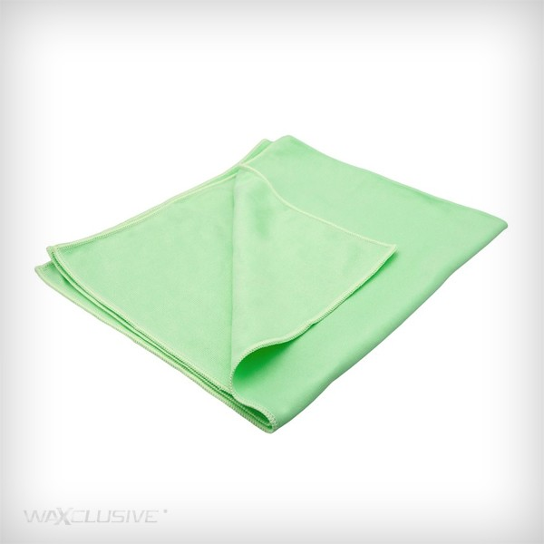 Flexipads GLASS CARE 55 X 63 CM GREEN TOWEL