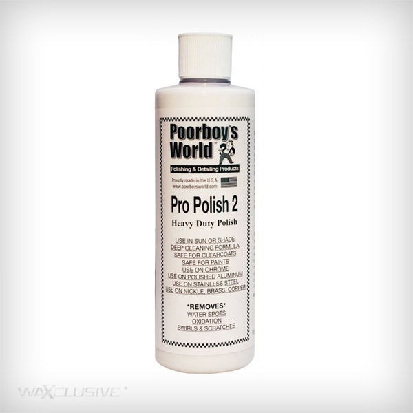 Poorboy's World PRO POLISH 2 473ML
