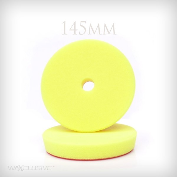 Wet Wet Look 145mm Rupii Yellow Polish Pad