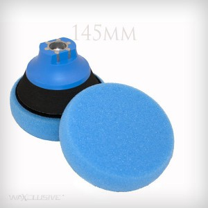 145mm Blue Pad M