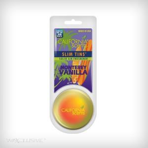 Monterey Vanilla Slim Tins