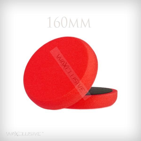 160mm Gąbka Polerska Czerwona