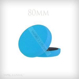 80mm Płaska Niebieska