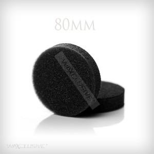 50mm gąbka polerska czarna