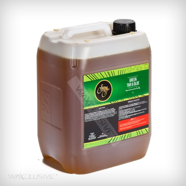 Shiny Garage Green Tar & Glue Remover 5L