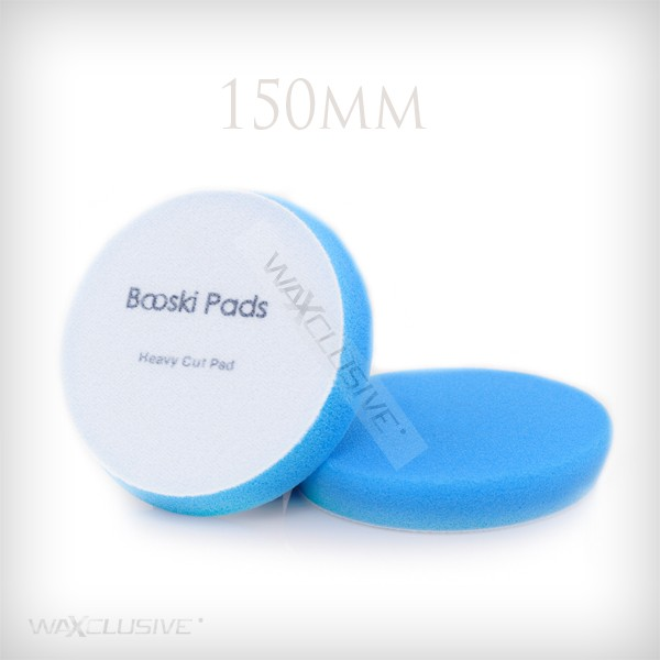 Booski Pads Heavy Cut Pad 150mm