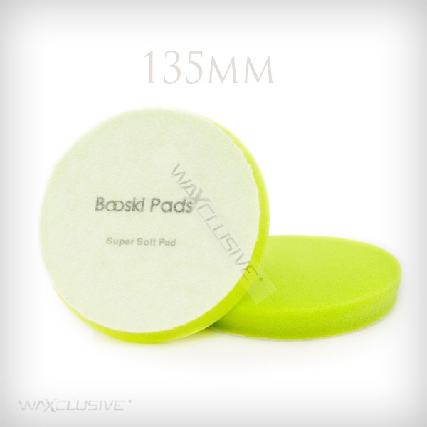 Booski Pads Super Soft Pad 135mm