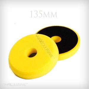 135mm Gąbka Polerska Żółta DA