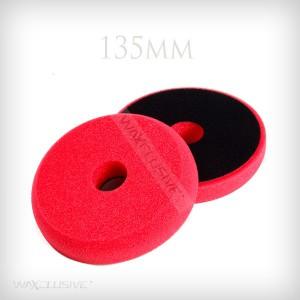 135mm Gąbka Polerska Czerwona DA