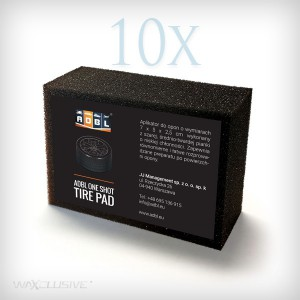 10x One Shot Tire Pad