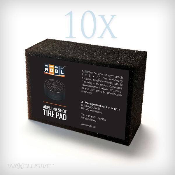 ADBL 10x One Shot Tire Pad