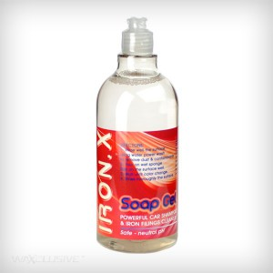 Cquartz IronX Soap Gel 500ml