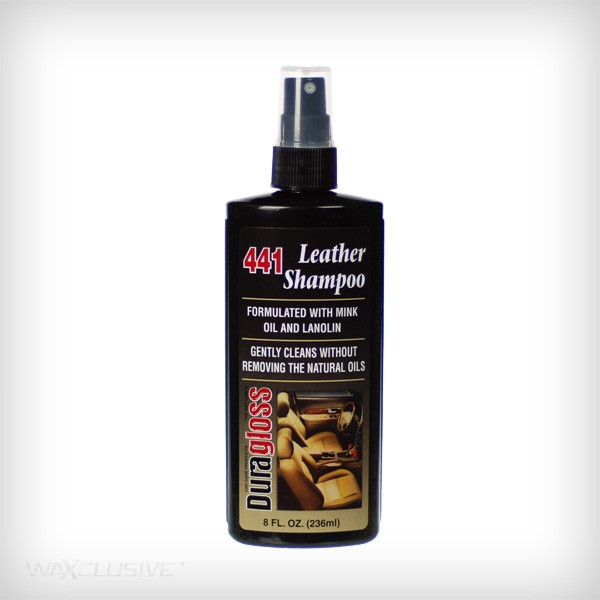 Duragloss Leather Shampoo 441 237ml