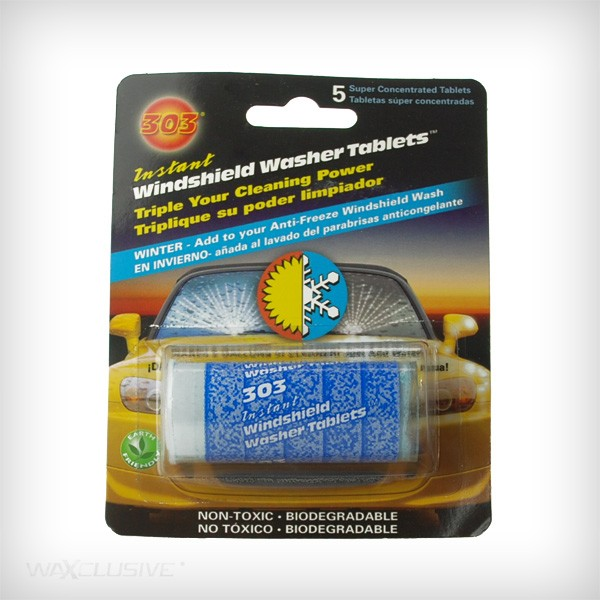 303 Washer Tablets