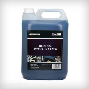 Blue Gel Wheel Cleaner 5L
