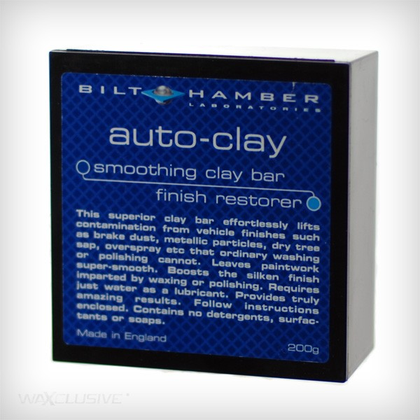 Bilt Hamber Auto Clay Medium 200g