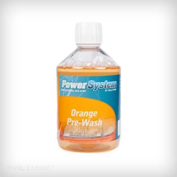 ValetPRO Orange Pre-Wash 500ml