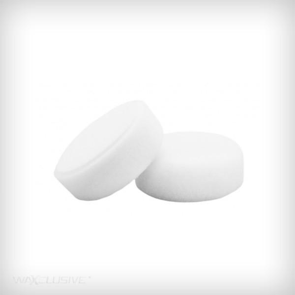 Flexipads 80mm gąbka polerska biała