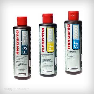 Zestaw FG500 PF2500 SF4000 3x250ml