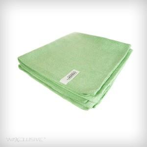 Ręcznik do polerowania (zielony) 2 sztuki